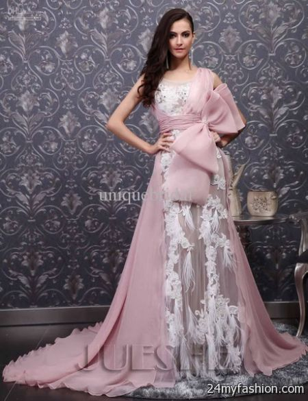 Fashion evening dresses 2018-2019