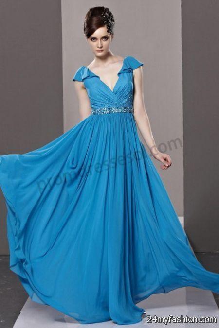 Fashion evening dresses 2018-2019