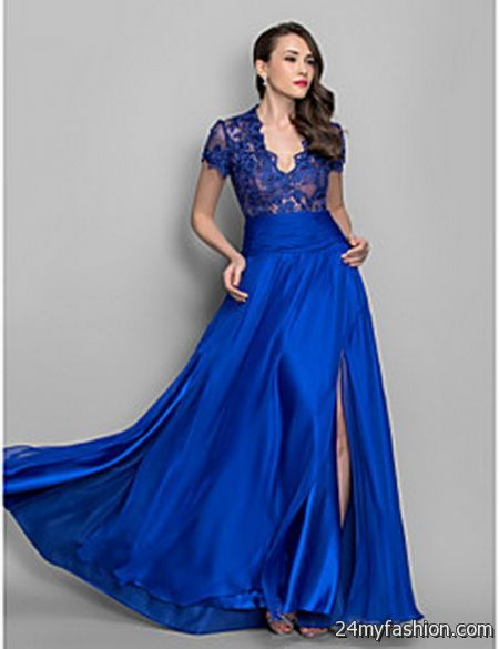 Formal military ball dresses 2018-2019