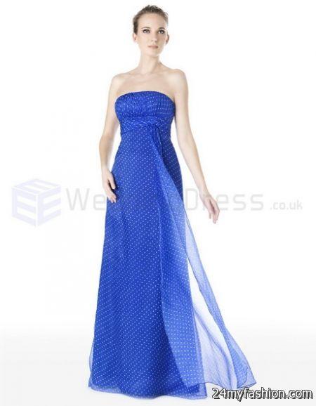 Full length gowns 2018-2019