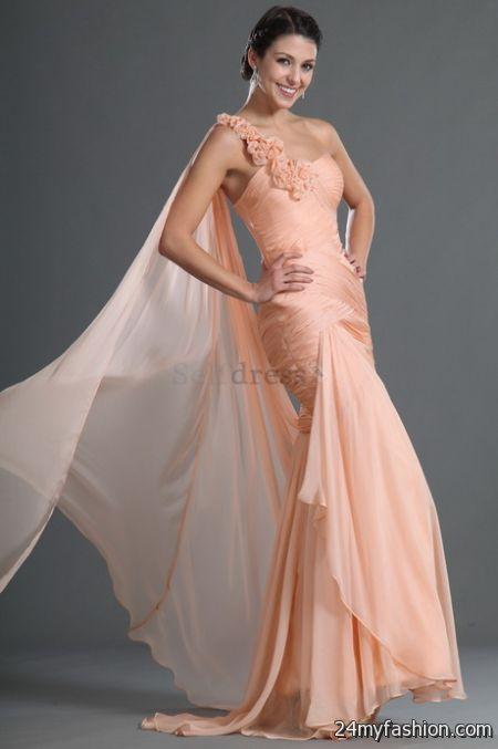 Glamorous evening dresses 2018-2019