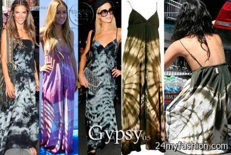 Gypsy 05 maxi dresses 2018-2019