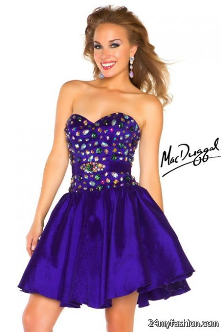 Homecoming dance dresses 2018-2019