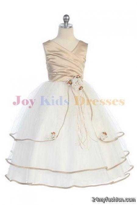 Infant formal dresses 2018-2019