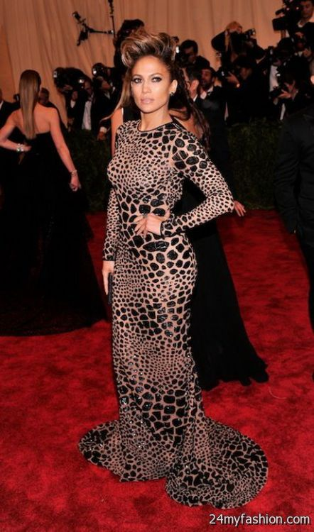 Jennifer Lopez Red Carpet Dresses 2018 2019 B2b Fashion