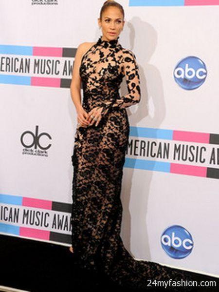 Jennifer Lopez Red Carpet Dresses 2017