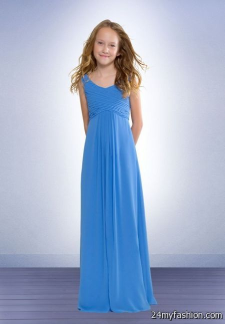 Jr bridesmaid dress 2018-2019