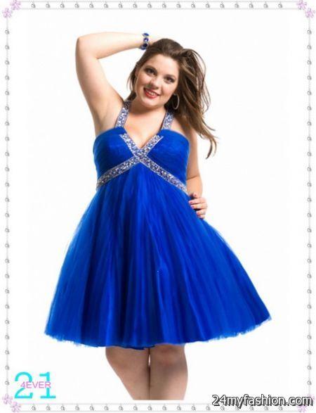 Junior plus size homecoming dresses 2018-2019 | B2B Fashion