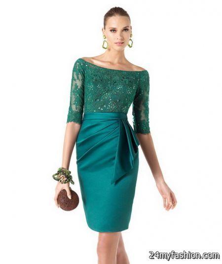 Lace Dress Pattern 2018 2019 B2b Fashion