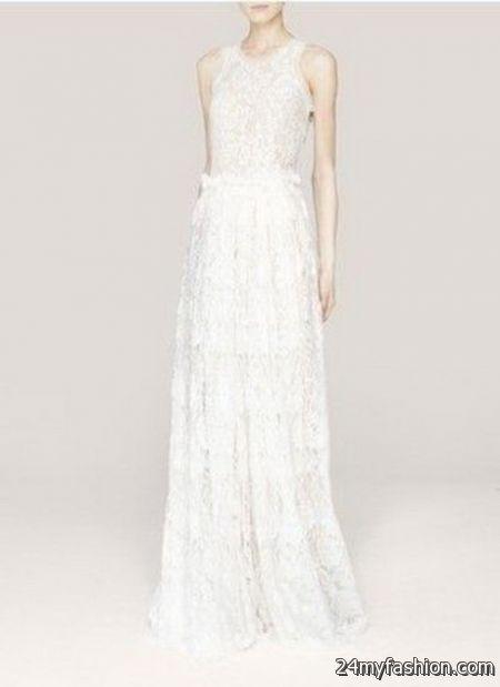 Lanvin wedding dresses 2018-2019   B2B Fashion