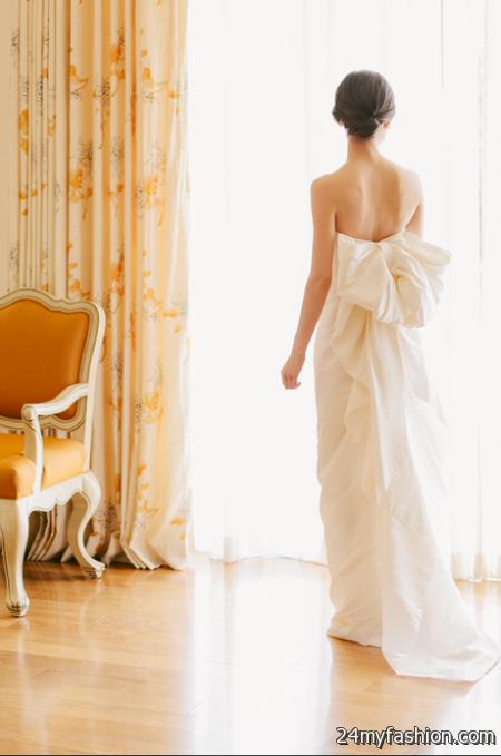 Lanvin wedding dresses 2018-2019 | B2B Fashion