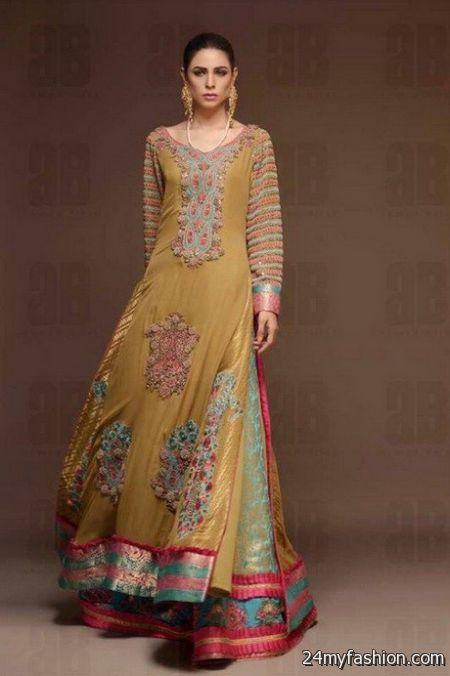 Latest Bridal Dresses In Pakistan 2018 2019 B2b Fashion