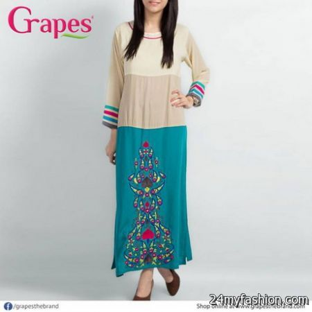 Latest summer dresses 2018-2019