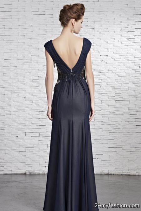 Long formal dresses for women 2018-2019