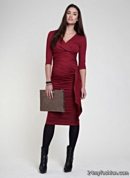 maternity christmas dress 2018 2019 - Maternity Christmas Dress