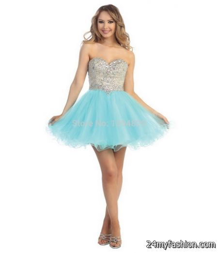 Middle school prom dresses 2018-2019