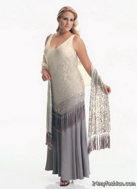 Mother of the groom plus size dresses 2018-2019