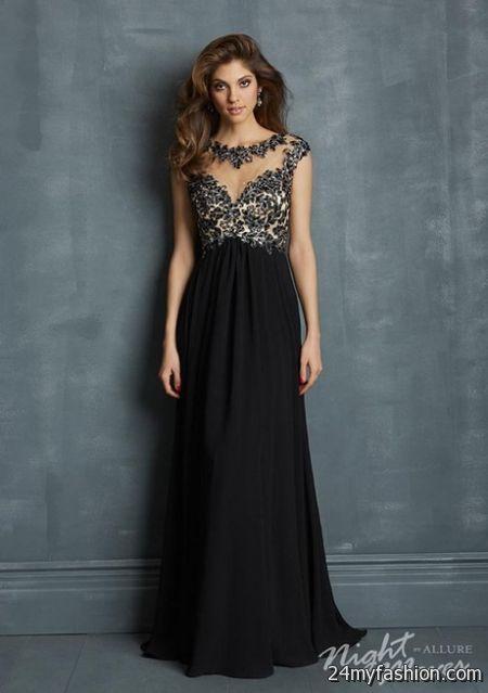 Next evening dresses 2018-2019