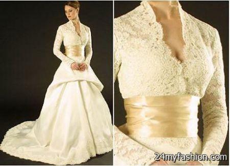 Old Fashion Wedding Dresses 2018 2019