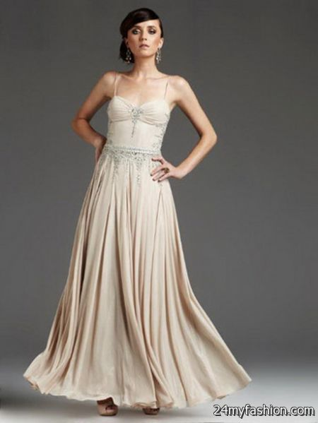 Old fashioned prom dresses 2018-2019