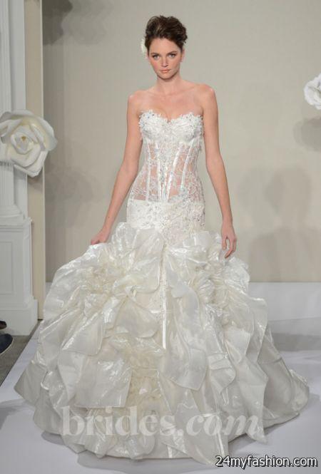 Panina wedding gowns 2018-2019   B2B Fashion