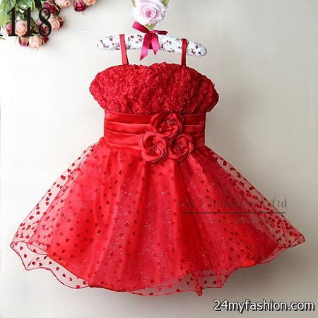 Party dresses for children 2018-2019