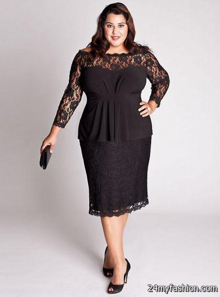 Party Dresses For Plus Size Women 2018 2019 B2b Fashion