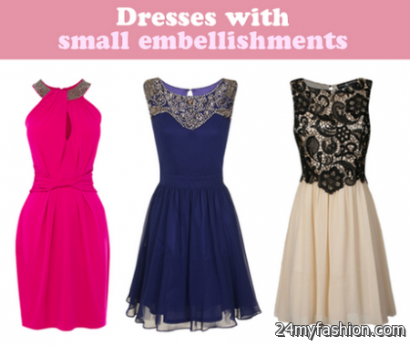 Party dresses for teenage girls 2018-2019