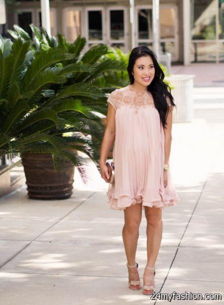 Petite maternity dress 2018-2019