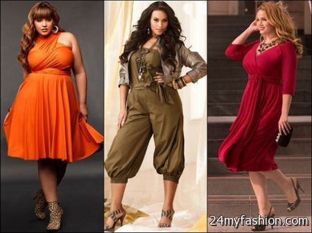 21961650729b4c Plus size clothing for women trendy 2018-2019