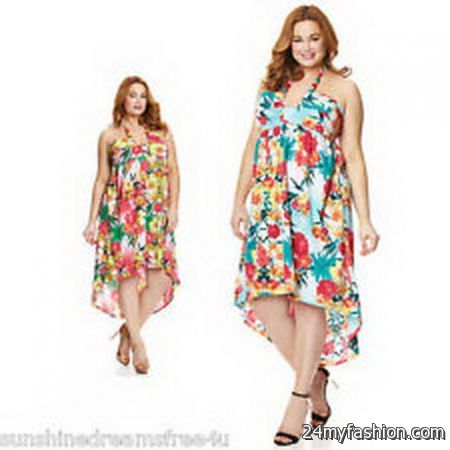 34abb3183184 Plus size hawaiian dresses 2018-2019 | B2B Fashion
