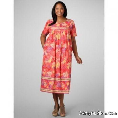 Plus size hawaiian dresses 2018-2019 | B2B Fashion