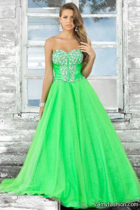 Prom dresses ball dresses 2018-2019