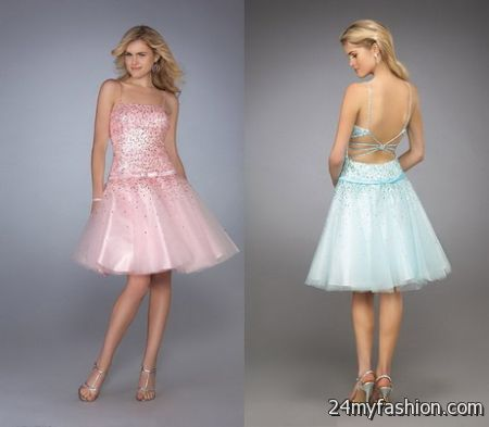 Prom dresses for teenage girls 2018-2019