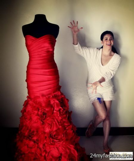 Regine Velasquez Wedding Gowns 2018 2019 B2b Fashion