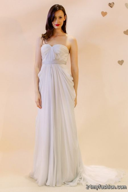 Silk bridesmaid dresses 2018-2019