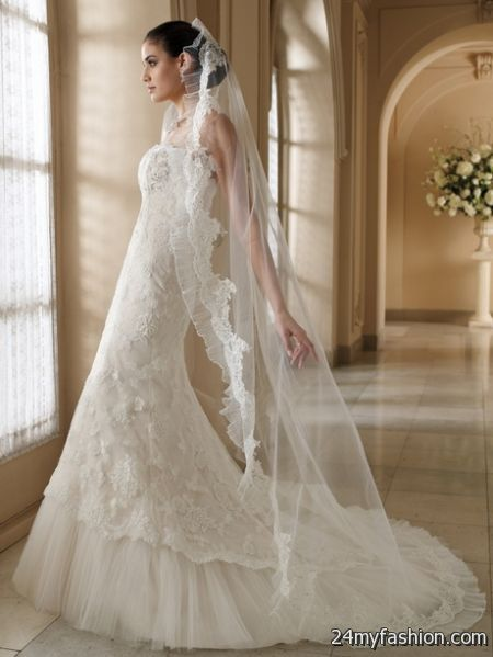 Spanish wedding gowns 2018-2019