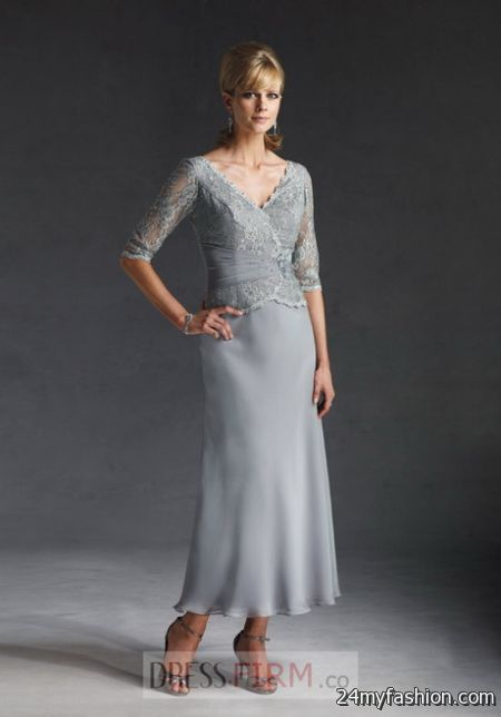 Spring mother of the bride dresses 2018-2019