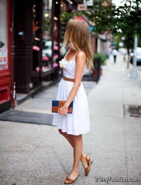 Summer dress shoes 2018-2019