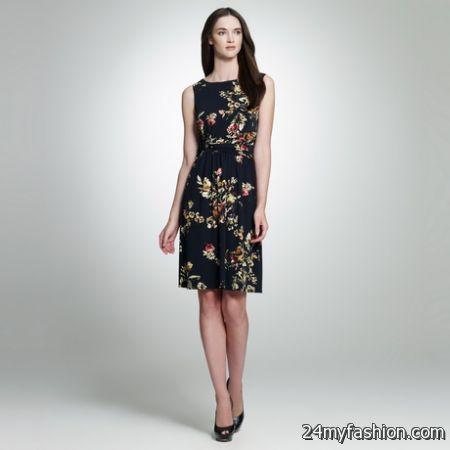 Summer dresses for women over 50 2018-2019 | B2B Fashion