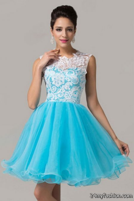 28e996a208b Sweet 16 cocktail dresses 2018-2019
