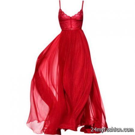 Topshop Red Dress 2018 2019 B2b Fashion