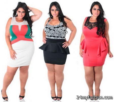 Imgenes De Trendy Plus Size Junior Dresses