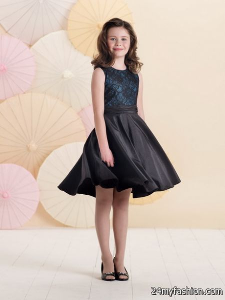 Tween formal dresses 2018-2019