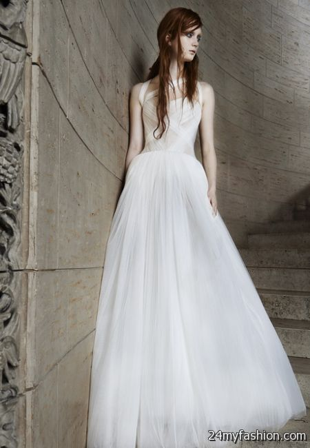 Vera wang wedding dresses collection 2018-2019
