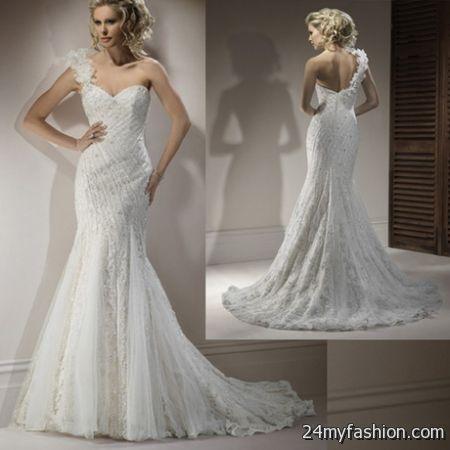 Wedding dresses for petite women 2018-2019