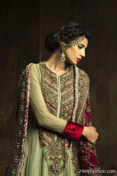 Wedding Dresses In Pakistan 2018 2019 B2b Fashion