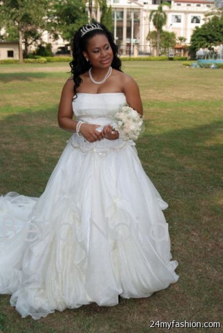 Latest Wedding Gowns in Nigeria