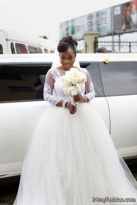 Wedding Dress in Nigeria