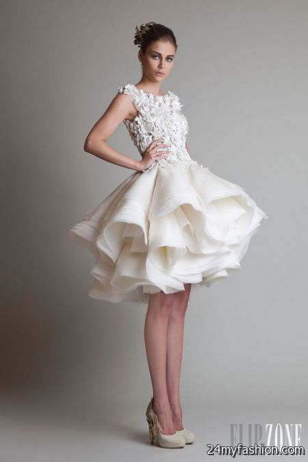 Short Dress Collection 2018